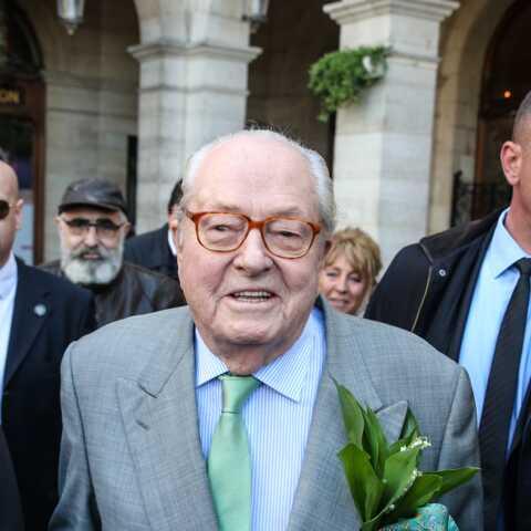 Jean-Marie Le Pen a 92 ans: ce jour où il a appris la mort de son père