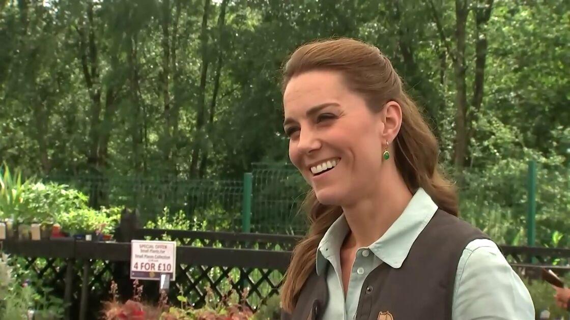 Après : Kate Middleton le 19 juin 2020