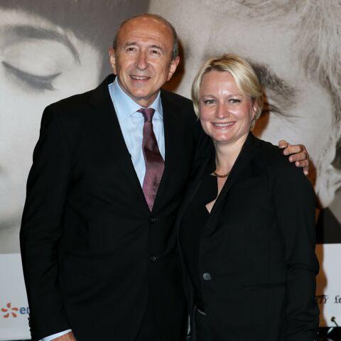 Gérard Collomb a 73 ans: qui est sa femme Caroline, de 30 ans sa cadette?