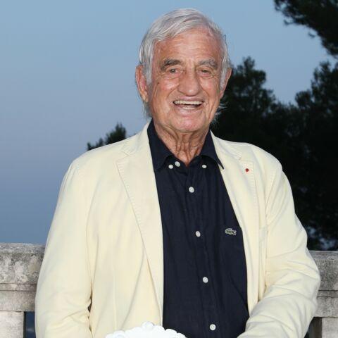 Jean-Paul Belmondo de retour sur la Côte d'Azur avec Adil Rami