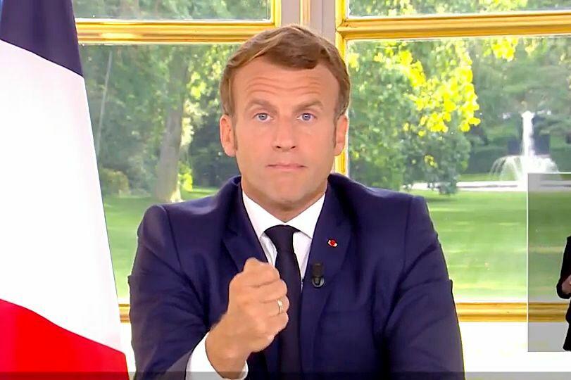 L'allocution d'Emmanuel Macron le 14 juin 2020