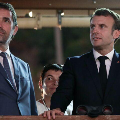 Christophe Castaner s'en remet à Emmanuel Macron: «Oui, je souhaite rester ministre»