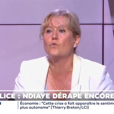 Nadine Morano accusée de fake news: cet échange tendu