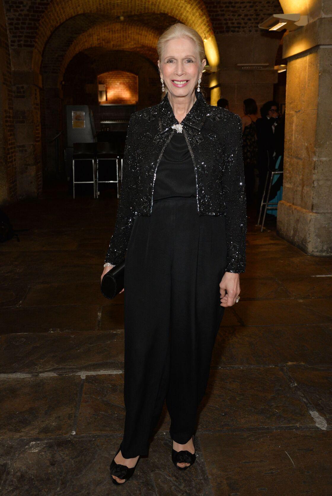 Lady Colin Campbell, en février 2016.