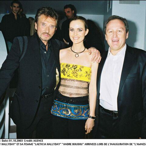 Laeticia Hallyday et son père André Boudou: pourquoi étaient-ils fâchés?