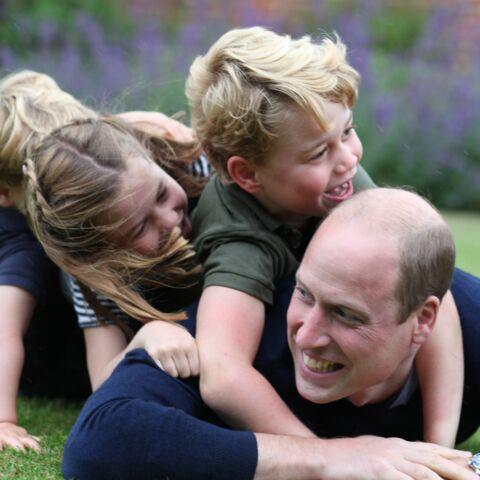 PHOTOS – Kate Middleton: elle favorise H&M et Gap kids pour habiller George, Charlotte et Louis