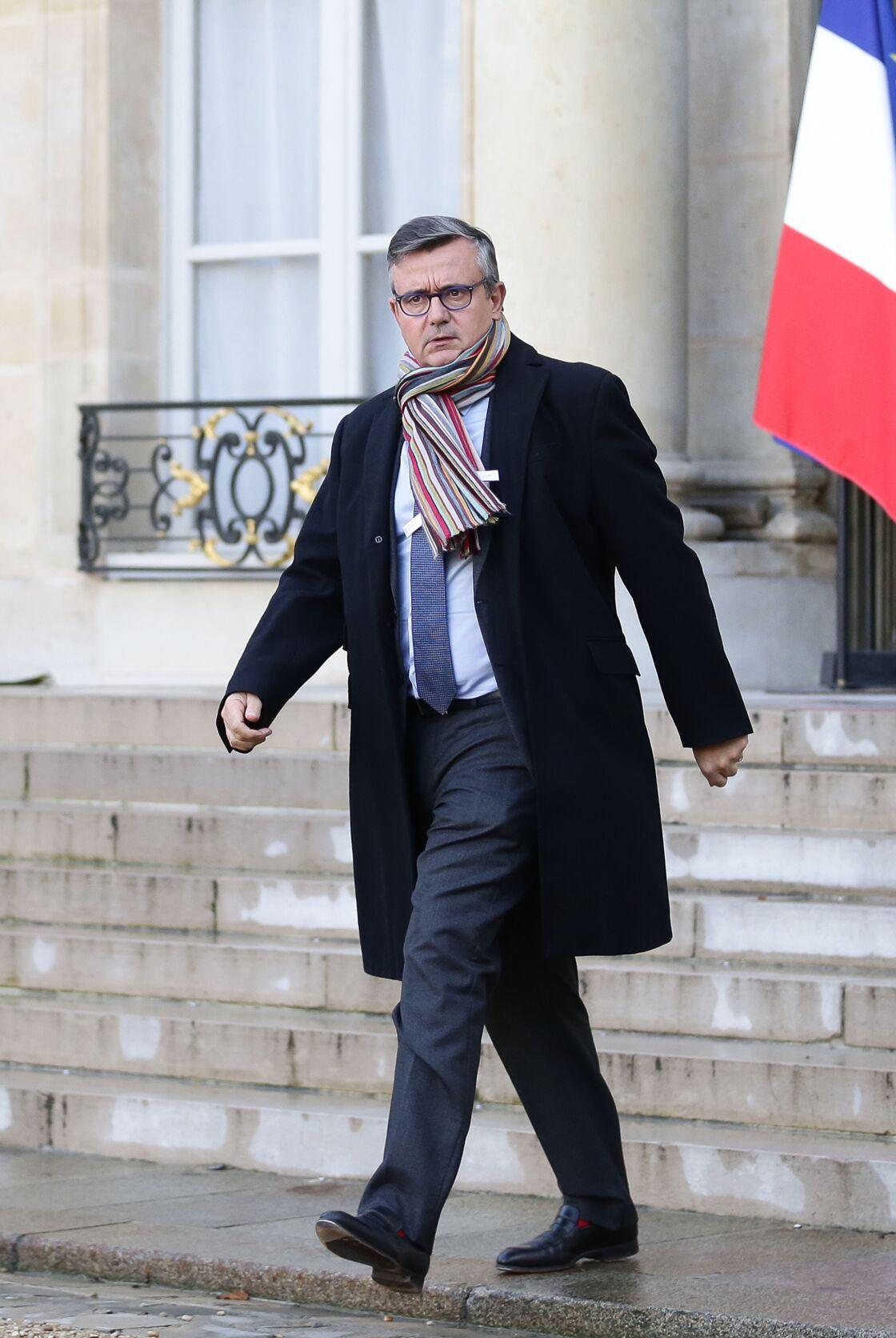 Yves Jégo fait partie de ces ministres pour qui la rupture avec le gouvernement a été difficile