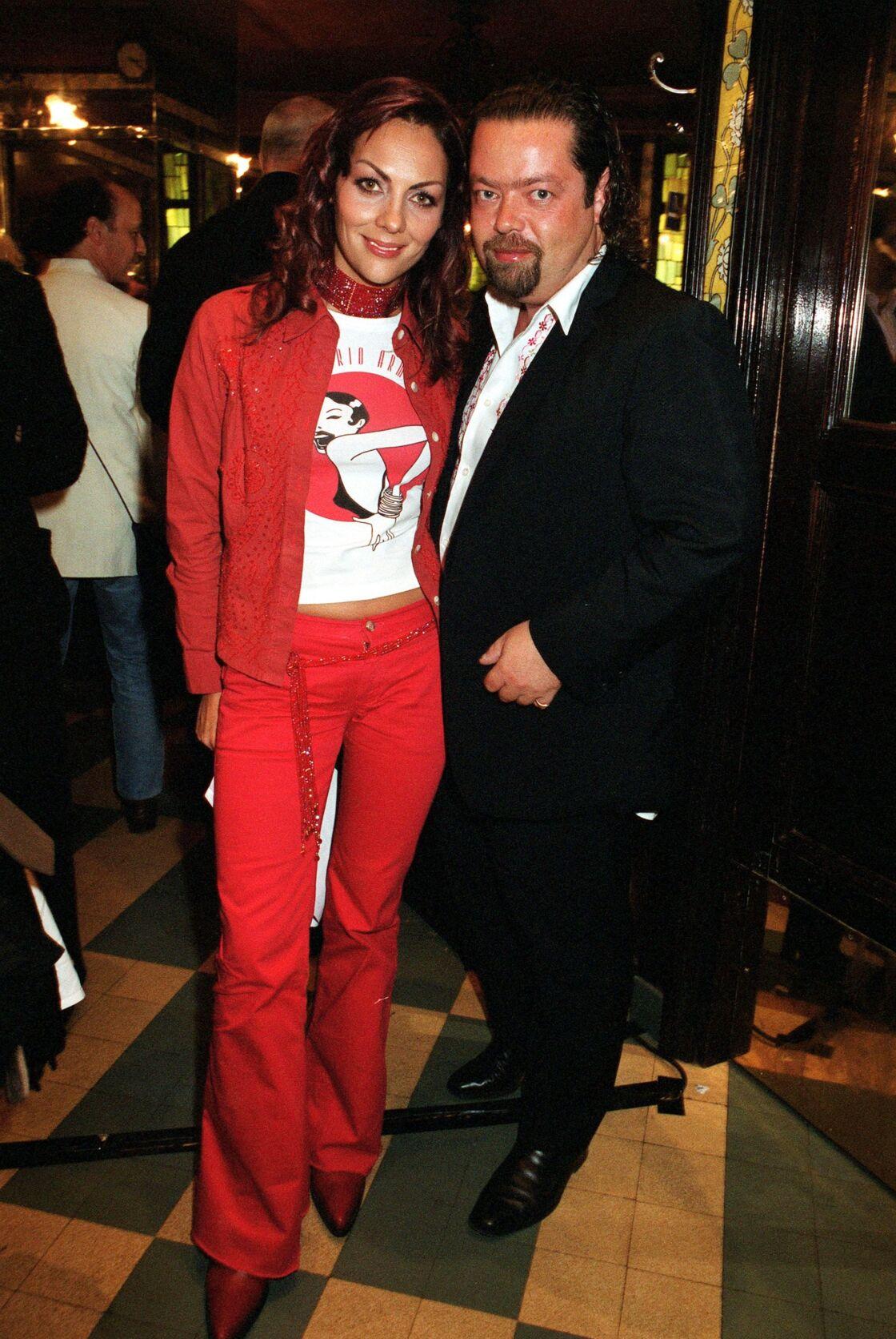 Hermine de Clermont-Tonnerre et son ex-mari Alastair Cuddeford sont restés proches malgré leur divorce en juillet 2009