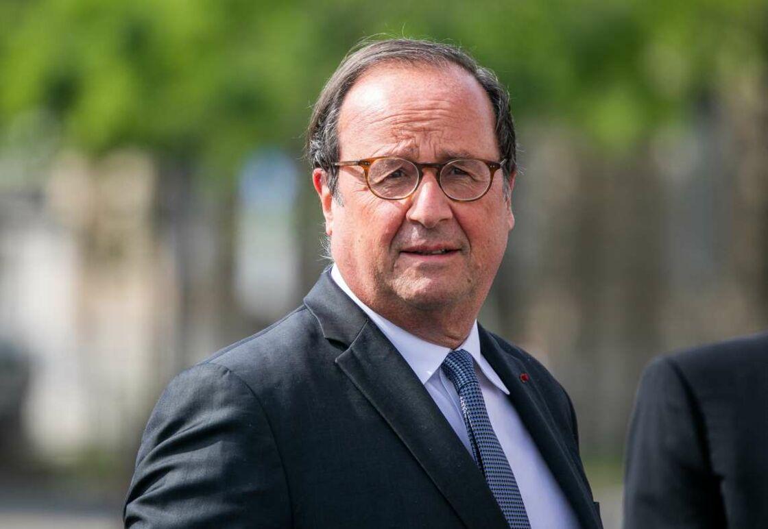 François Hollande a rendez-vous avec Emmanuel Macron vendredi 26 juin, à l'Élysée.