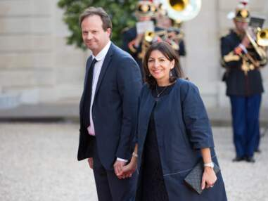 Anne Hidalgo et son second mari Jean-Marc Germain