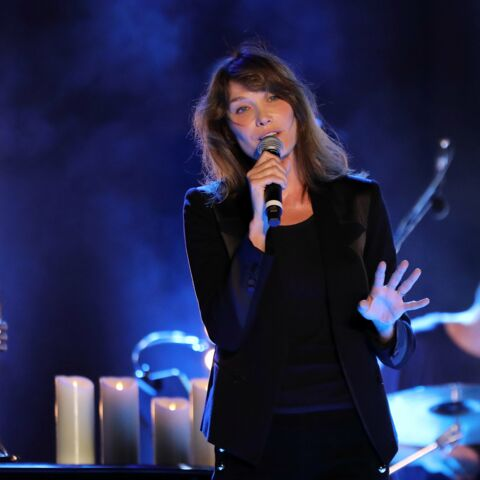 PHOTO – Carla Bruni dévoile sa nouvelle collaboration avec… une finaliste de The Voice !