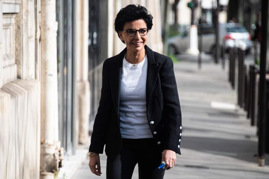 En un peu plus de quinze ans, Rachida Dati s'est imposée dans le paysage politique français
