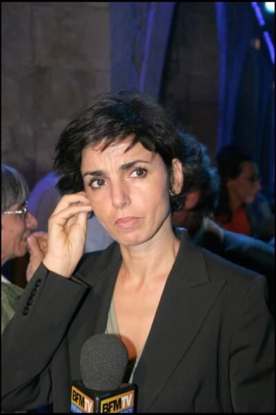 Lorsque Nicolas Sarkozy se porte candidat à la présidentielle de 2007, Rachida Dati devient sa porte-parole de campagne