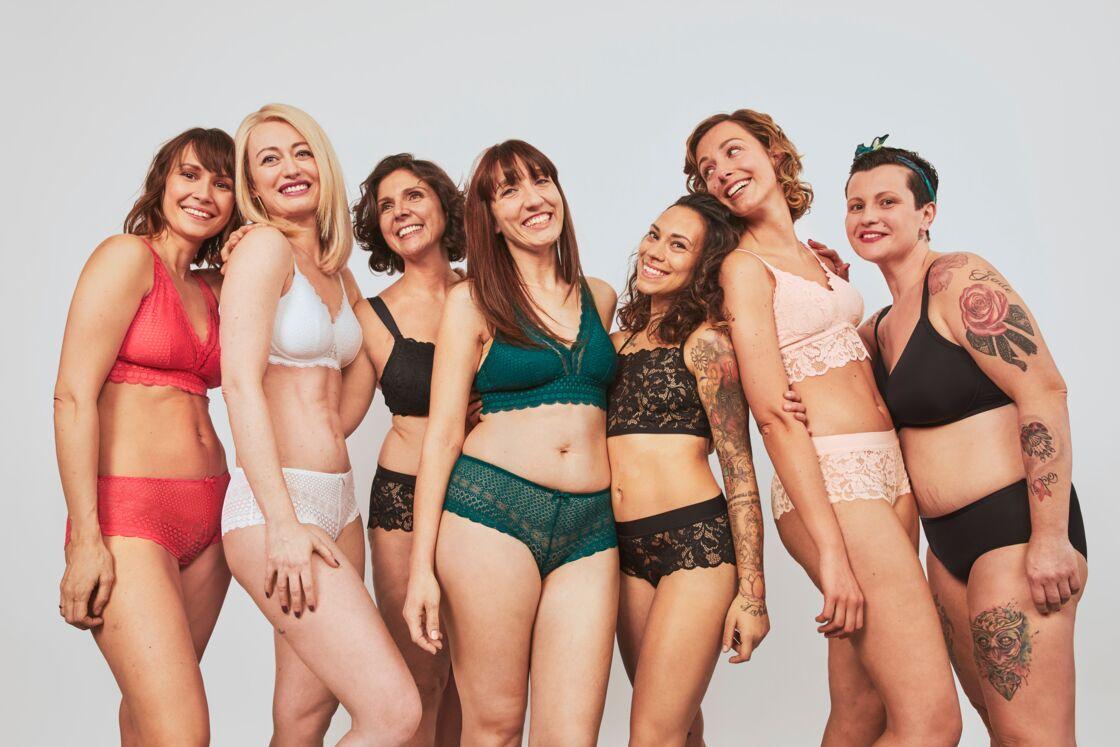 Etam collabore avec la marque de soin Même spécialisée pour les femmes touchées par le cancer