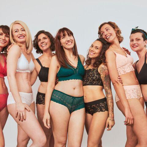 Body Positive: découvrez les marques de lingerie qui s'engagent pour les femmes
