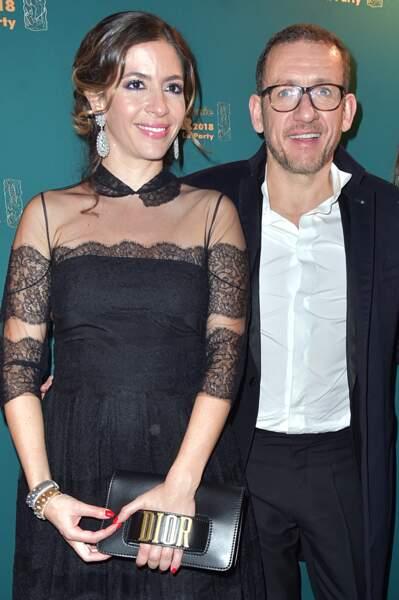L'acteur rencontre alors Yaël Harris, qu'il épouse en 2003