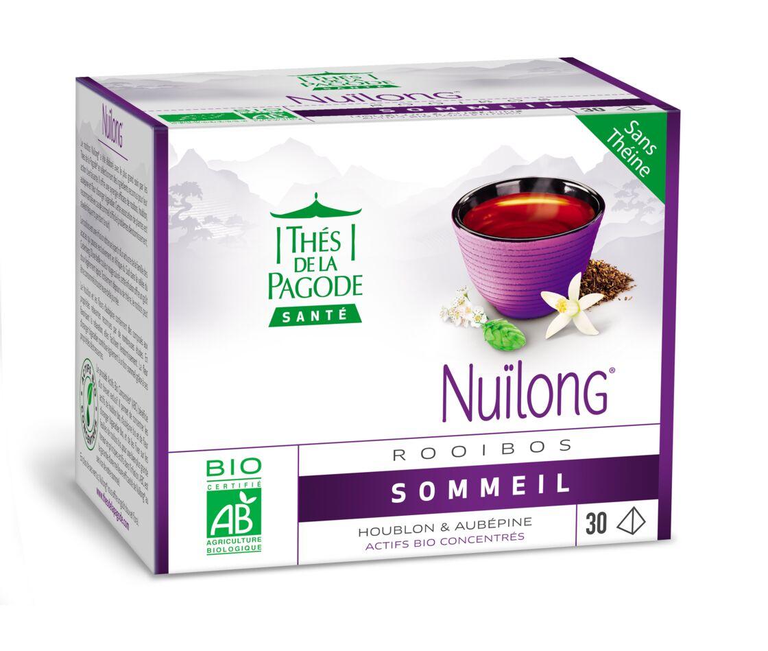 Nuïlong sans théïne, Thé de la pagode, 19,50 €