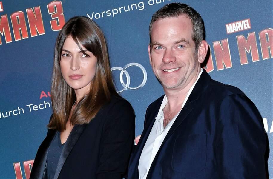 Stéphanie Fournier et Garou