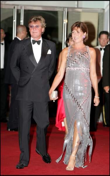 Caroline de Monaco et Ernst August de Hanovre se sont mariés le 23 janvier 1999, à l'âge de 42 ans et 44 ans