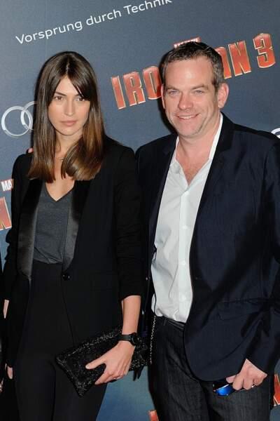 Garou et sa compagne Stéphanie Fournier