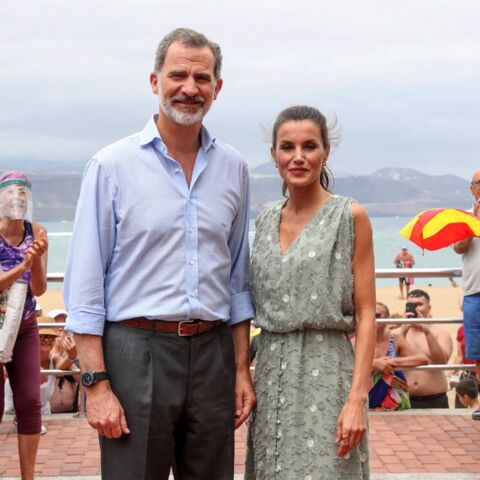 Letizia d'Espagne donne des ordres à son mari: cette vidéo qui fait parler