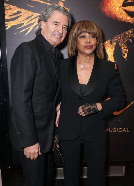 Tina Turner et Erwin Bach se sont mariés le 21 juillet 2013, à l'âge de 73 ans et 57 ans