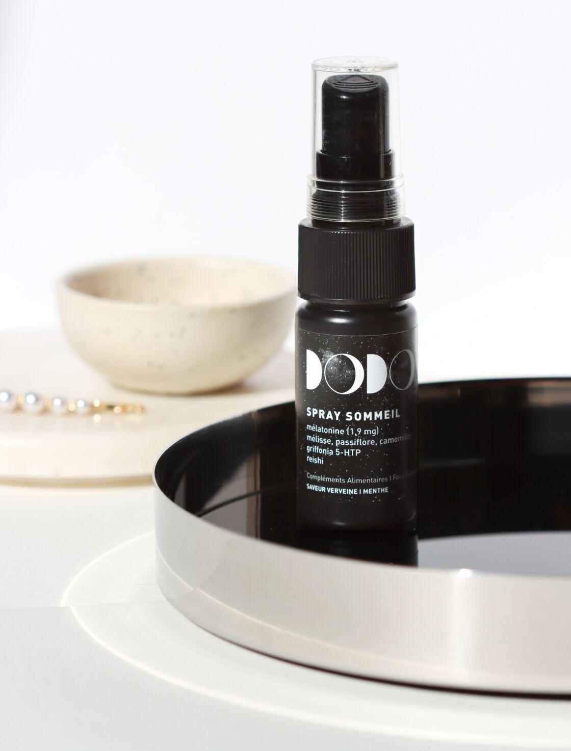 DODO, un spray sommeil naturel à base de 6 plantes naturelles (Day+ for care, 35 € pour un mois)