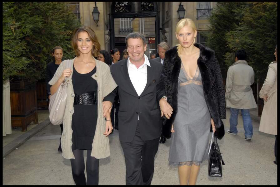 Stéphanie Fournier, Camille Burgi et Anna Sherbinina