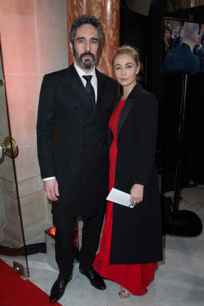 Emmanuelle Béart et Frédéric Chaudier se sont mariés en septembre 2018, à l'âge de 55 ans et 52 ans