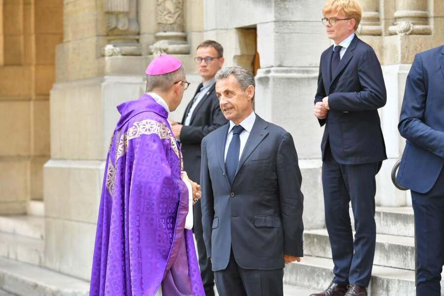 De nombreux membres de la famille politique de Nicolas Sarkozy ont rendu hommage à Pascal Clément