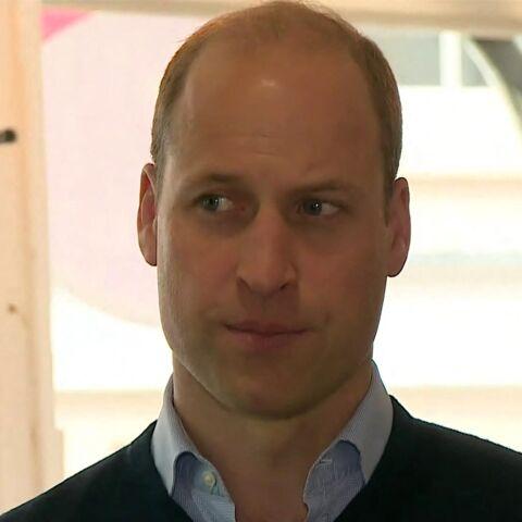 """William """"le coeur brisé"""" par les soucis causés par Harry"""