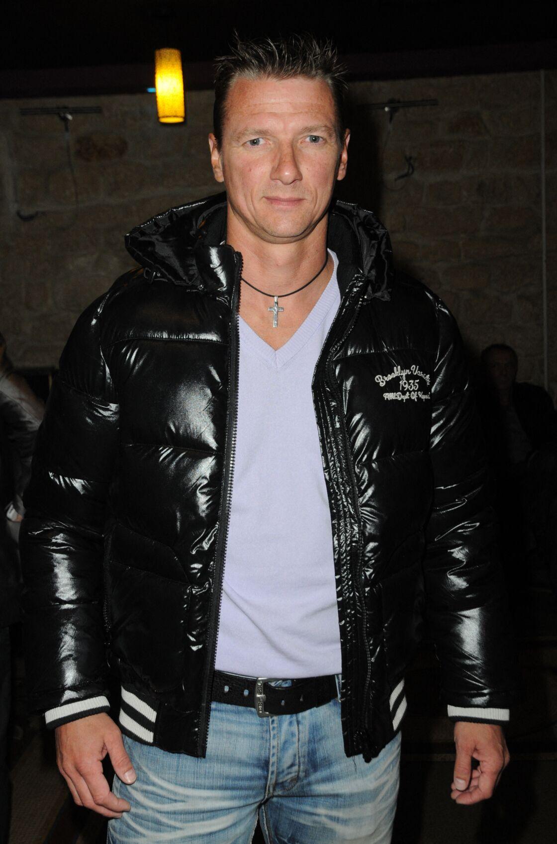 Tony Vairelles en 2012