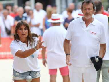 PHOTOS - Jean-Luc Reichmann : qui est sa compagne Nathalie Lecoultre ?