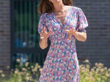 PHOTOS - Shopping - offrez-vous les mêmes espadrilles compensées et à lacets que Letizia d'Espagne, Sofia de Suède, Kate Middleton