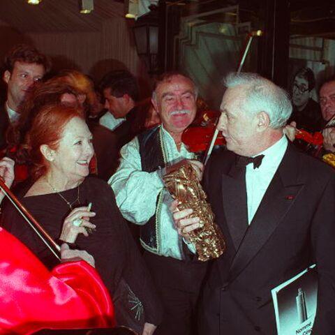 Michel Serrault: qui était Juanita Saint-Peyron, la femme de sa vie?