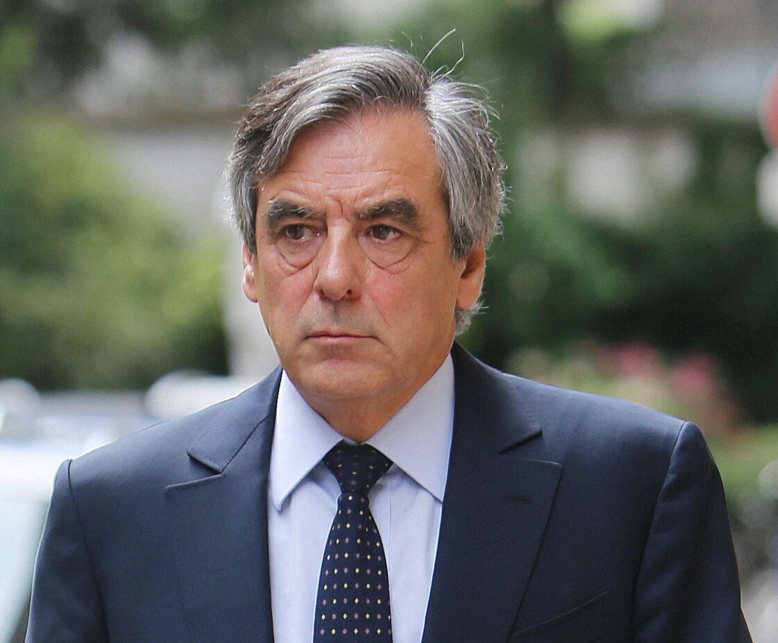 François Fillon à son arrivée au tribunal correctionnel de Paris, le 29 juin 2020.