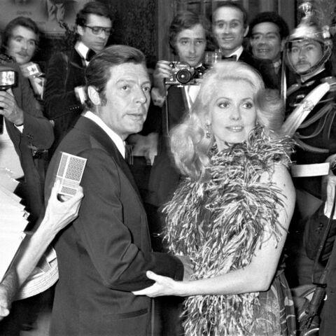 Catherine Deneuve et Marcello Maistroianni: une passion interdite