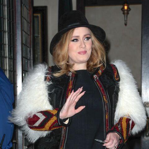 PHOTOS – Adele amaigrie de 45 kilos: ce nouveau régime qui fait parler