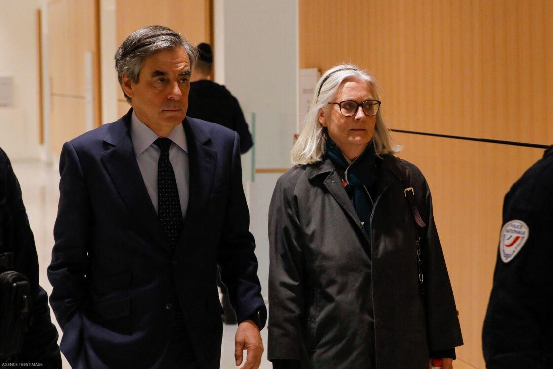 François Fillon et son épouse Penelope ont été jugés coupables de