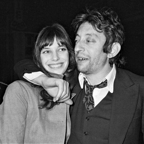 Jane Birkin et Serge Gainsbourg: les ex inséparables