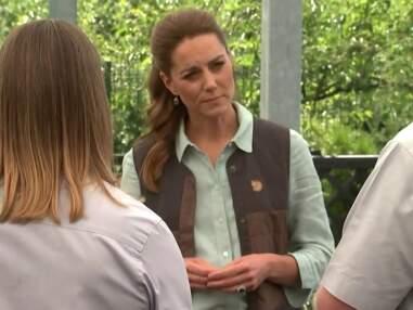 PHOTOS - Kate Middleton et William affichent un bronzage parfait à Anmer Hall