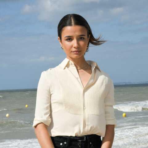 PHOTOS – Mathieu Kassovitz: sa fille Carmen enflamme le festival de Cabourg