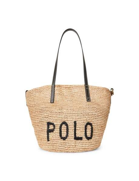 Panier, 249€, Polo Ralph Lauren.