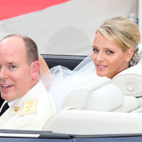 PHOTOS – Mariage d'Albert et Charlene de Monaco: pourquoi Charlotte Casiraghi et sa soeur Alexandra avaient fait sensation