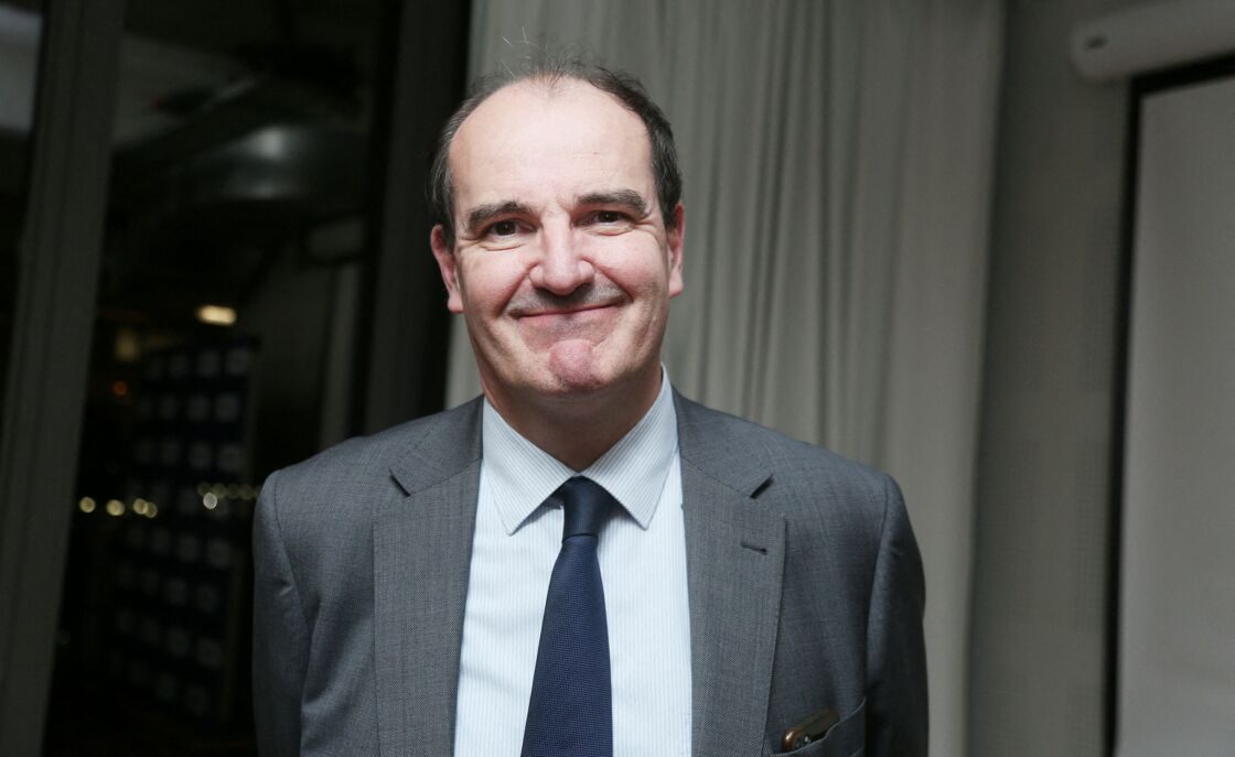 Jean Castex en janvier 2020