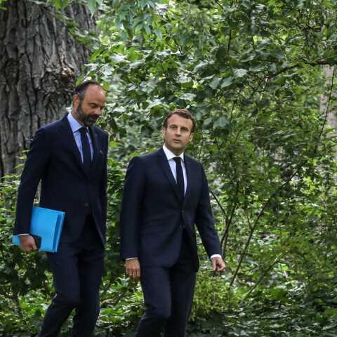 «Ça a chauffé»: la rencontre entre Emmanuel Macron et Édouard Philippe vue des coulisses