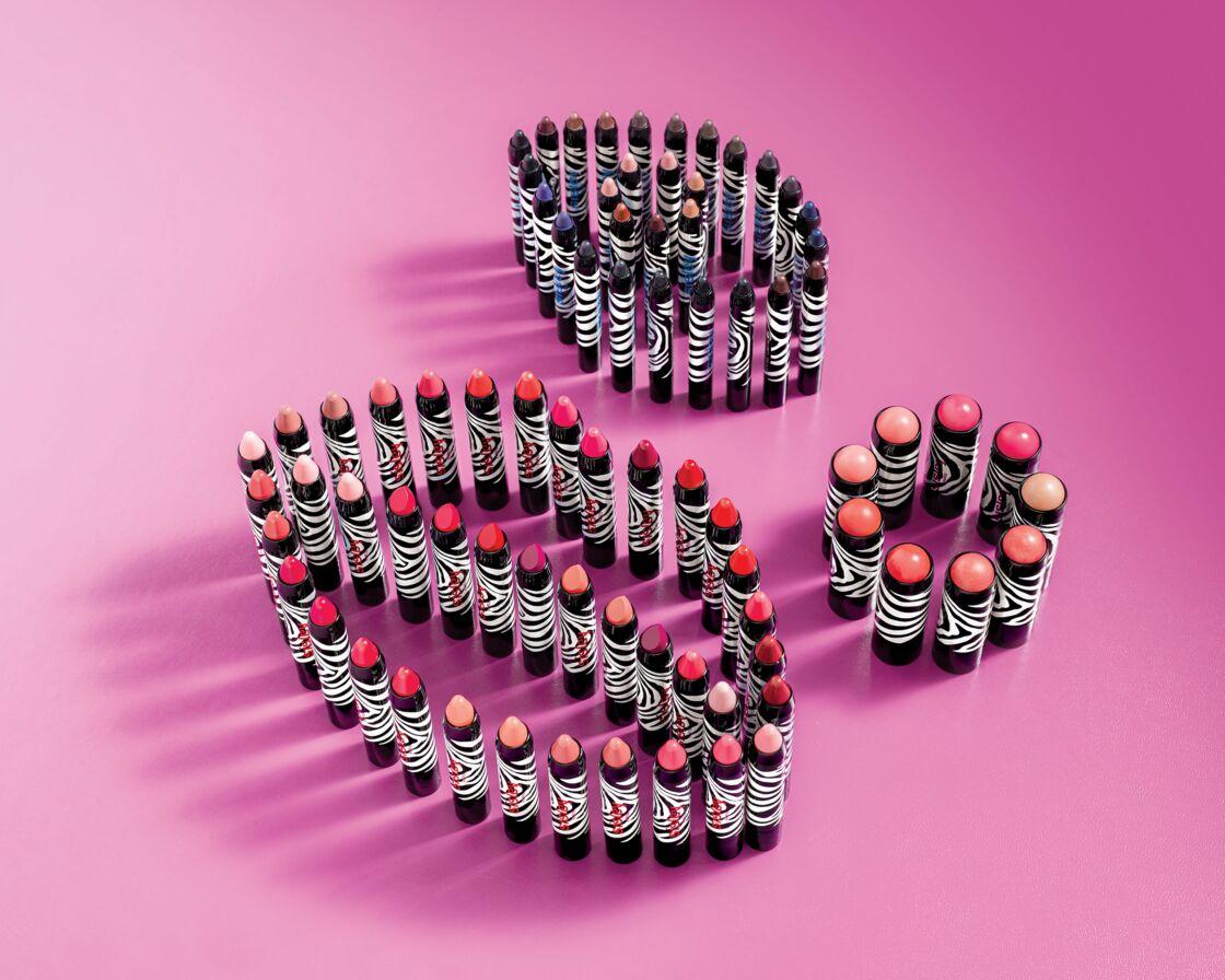 Le trio maquillage Phyto-Twist de Sisley pour un été sous le signe du glamour et de la couleur.