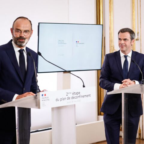 «Un privilège»: Olivier Véran rend hommage à Edouard Philippe