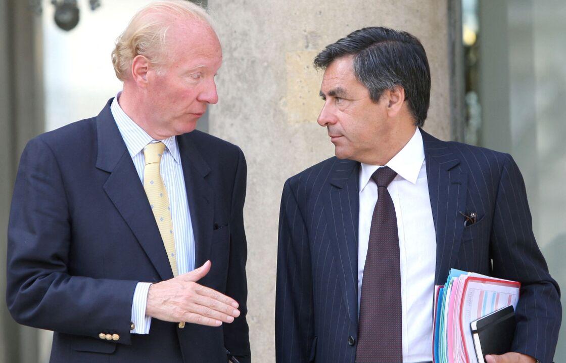 À l'été 2010, Brice Hortefeux a servi d'intermédiaire entre François Fillon et Nicolas Sarkozy, qui n'arrivaient plus à communiquer.