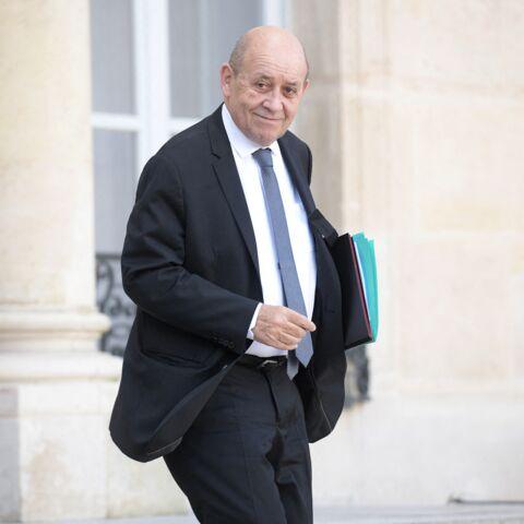 Jean-Yves Le Drian: ses deux invitées très spéciales au Quai d'Orsay